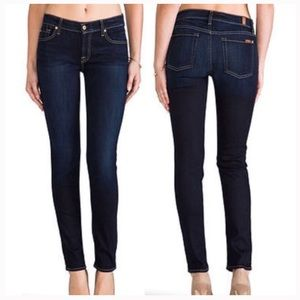 7 For all mankind The Slim Cigarette Jeans Size 30